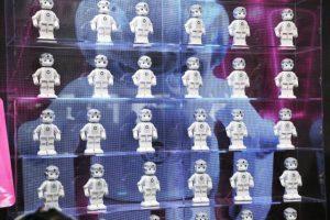 优必选联合腾讯叮当共同发布悟空机器人